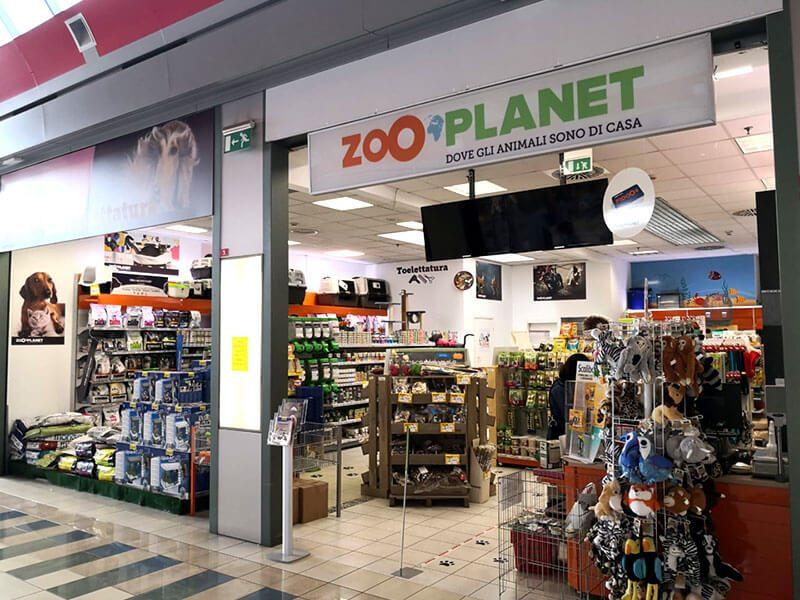 Negozio Zooplanet