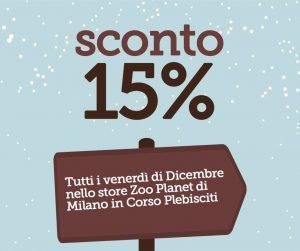 Zooplanet Milano #sconti #Promozioni
