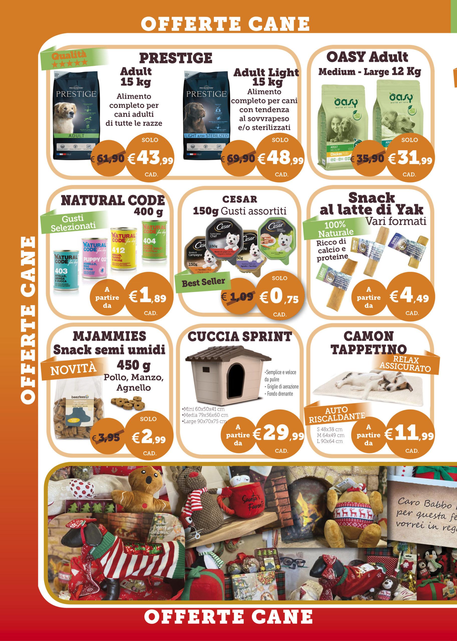 Promozioni Zooplanet Dicembre