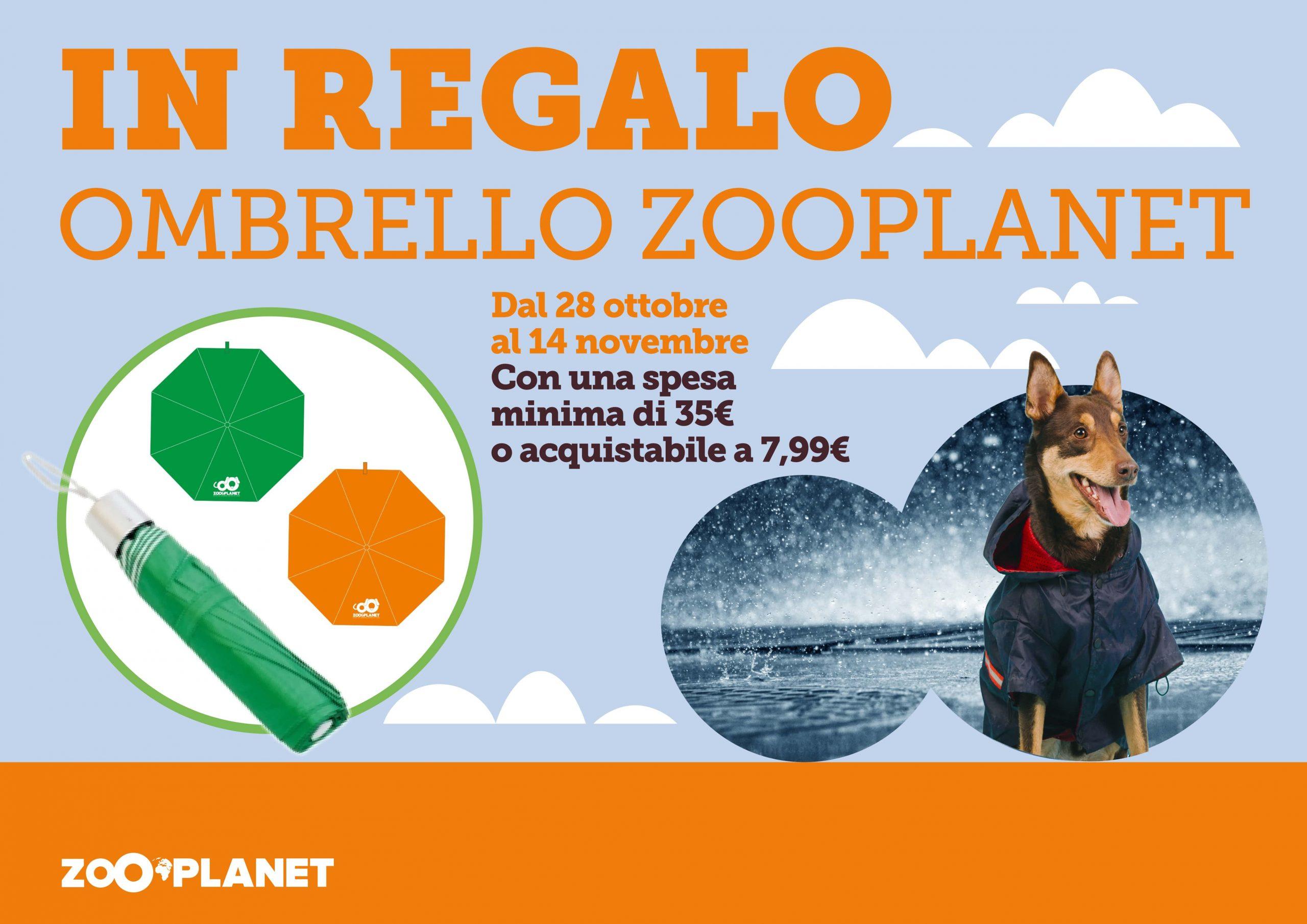 Ombrello Zooplanet