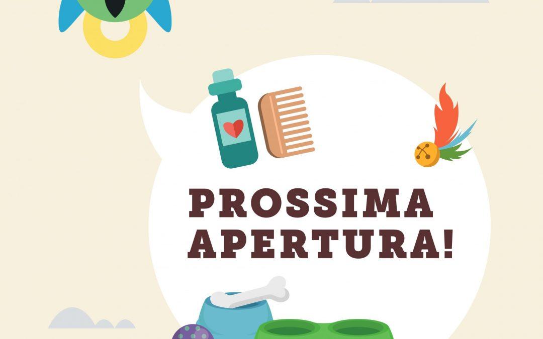 Prossima Apertura Zooplanet Aosta
