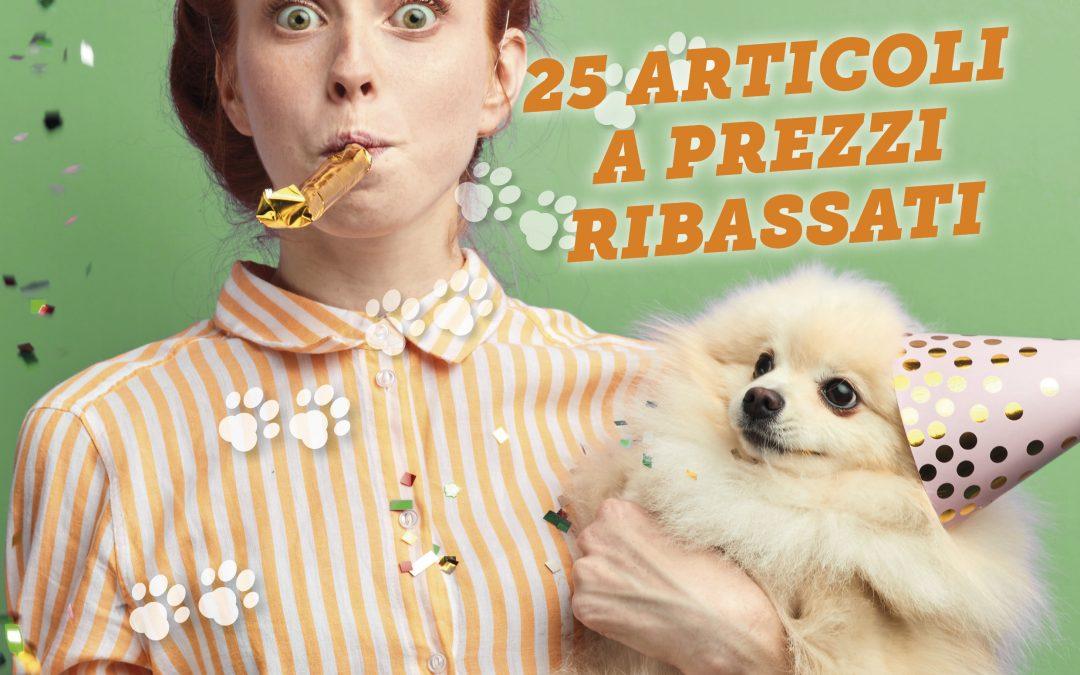 Promozioni per animali