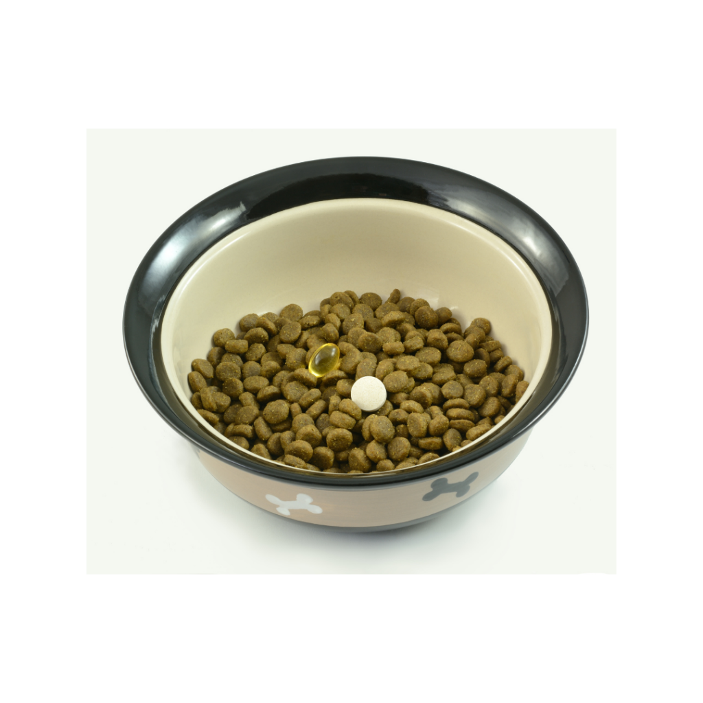 Integratori alimentari per cani